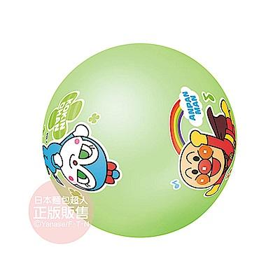 麵包超人-麵包超人7號彩色小皮球(粉綠)(18m+)