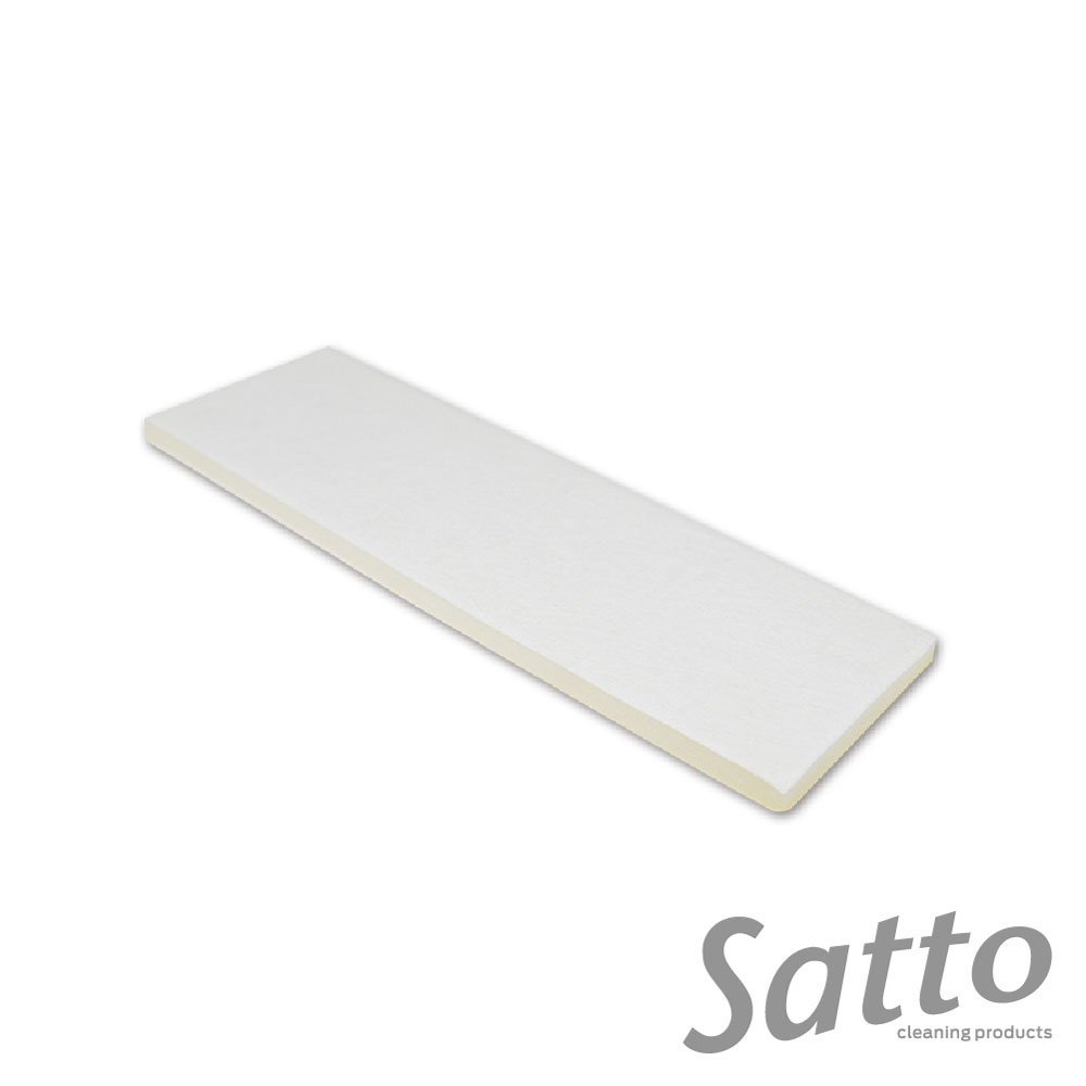 日本山崎satto玻璃紗窗擦替換海綿