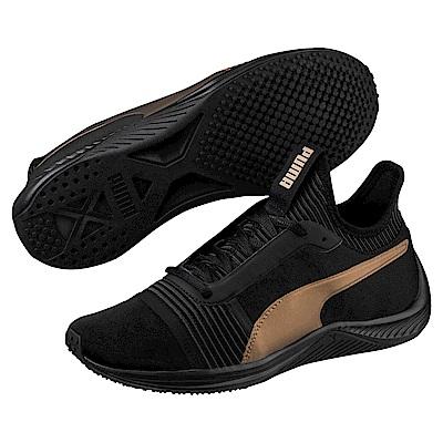 PUMA-Amp XT Wns女有氧鞋-黑色