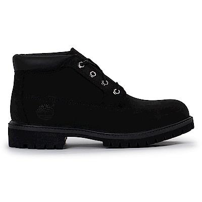 Timberland 男款黑色經典短版防水靴 | 32085001
