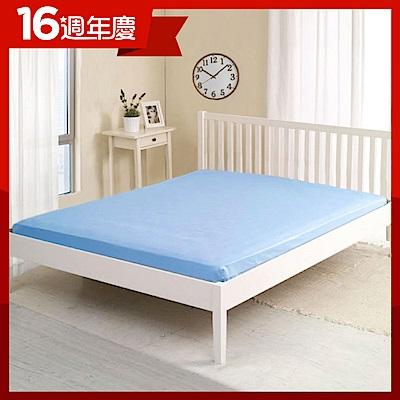 (獨家)Sonmil乳膠床墊 雙人5尺5cm乳膠床墊3M吸濕排汗