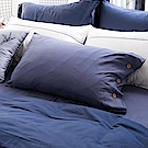 OLIVIA  純棉法蘭絨 日光 美式薄枕套 兩入  100%新疆純棉