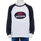 SKECHERS 男童長袖衣 - L120B019-002Z