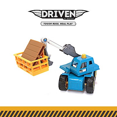 B.Toys 迷你堆高機_Driven系列