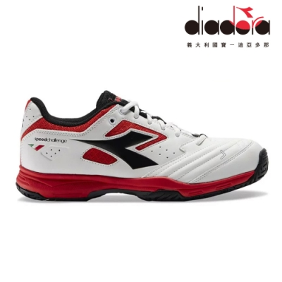 Diadora S.CHALLENGE 2 AG 男網球鞋 白紅
