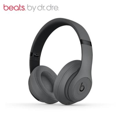 Beats Studio3 Wireless 灰色 無線藍芽 頭戴式耳機