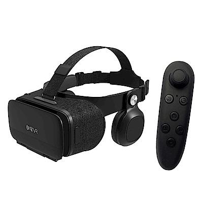 小宅Z5黑色青春版VR眼鏡 贈藍牙遙控器