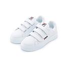 FILA 女性潮流復古鞋-白 5-C601T-100