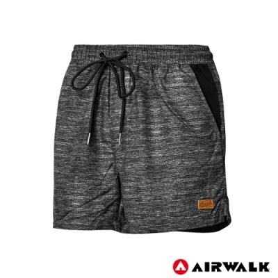 【AIRWALK】女款休閒短褲-共兩色
