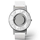 EONE 美國設計品牌 Bradley 觸感腕錶-天使白