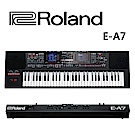 ★Roland★E-A7 61鍵 力度感應.可擴充自動伴奏鍵盤