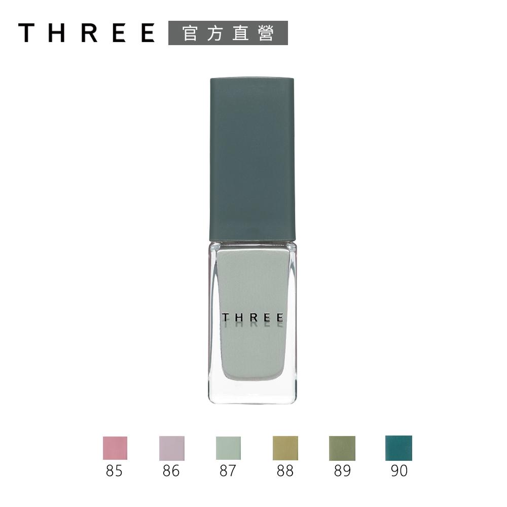 THREE 魅光指彩7ml #87
