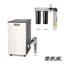 愛惠浦 雙溫加熱系統三道式淨水設備 HS288+PURVIVE Trio-4H2
