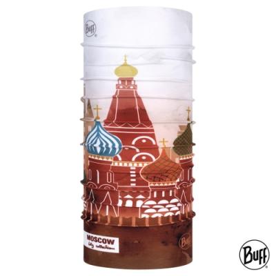 【西班牙BUFF】經典頭巾 Plus-城市系列-莫斯科