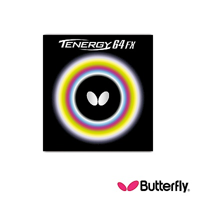 BUTTERFLY TENERGY 64 FX 選手級 膠皮 05920