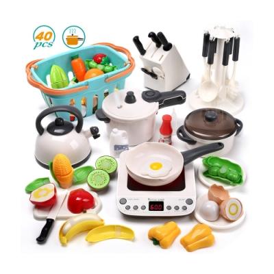 CuteStone 電磁爐廚具套裝玩具