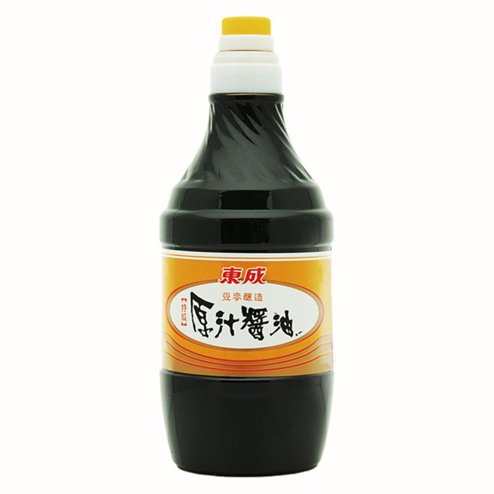 (活動)東成 原汁醬油1600ml