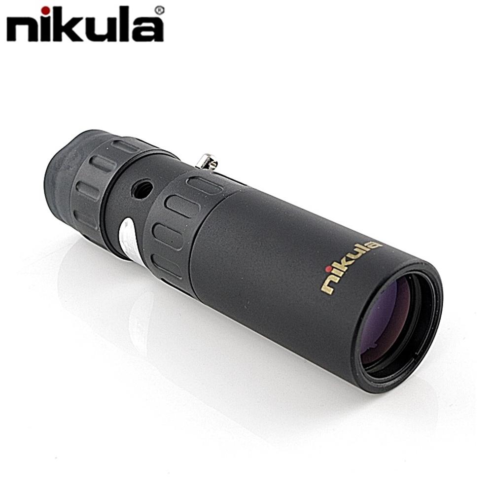Nikula立可達10-30倍變焦望遠鏡10-30X25mm單筒望遠鏡(多層鍍膜)