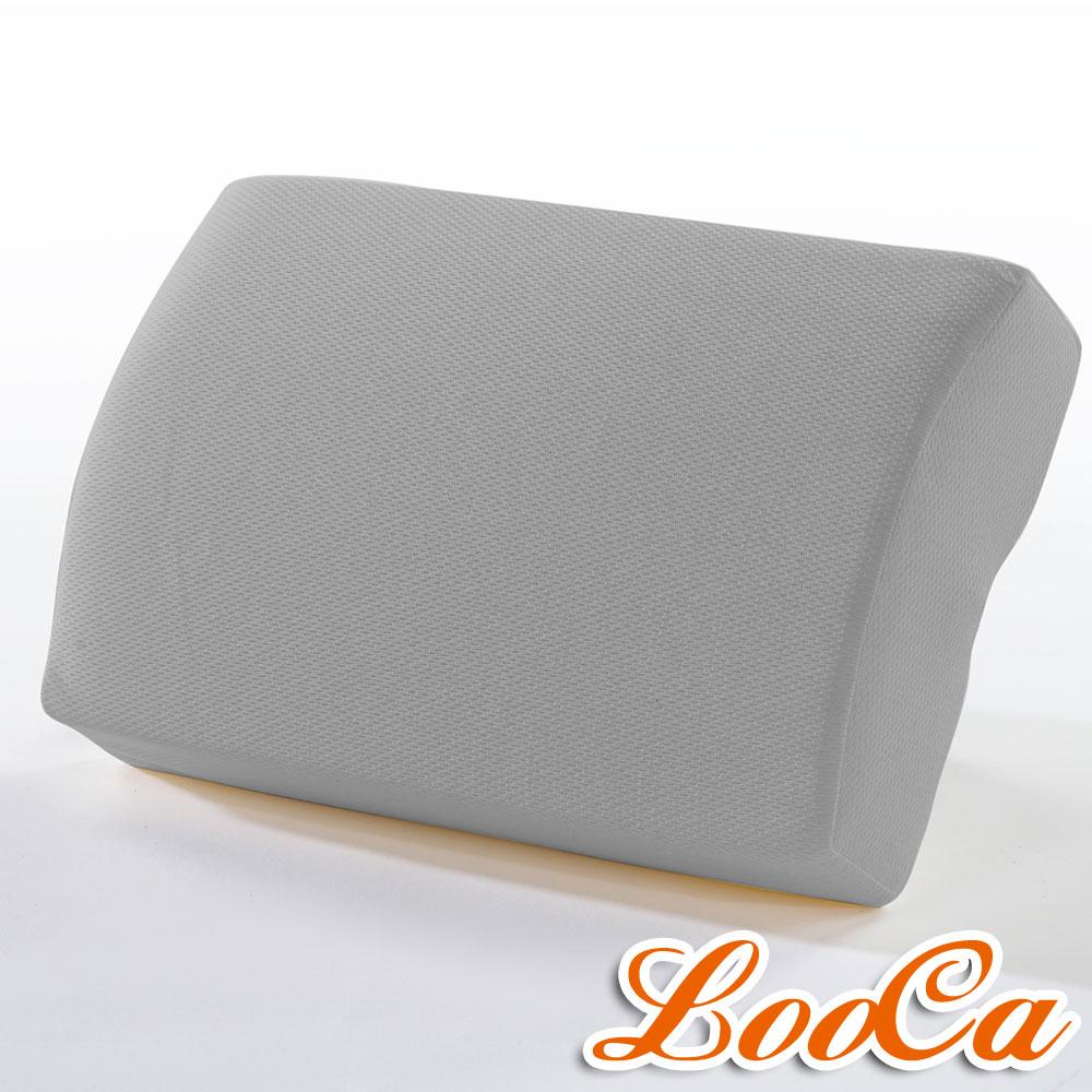 LooCa 吸濕排汗釋壓午安枕1入(共四色)