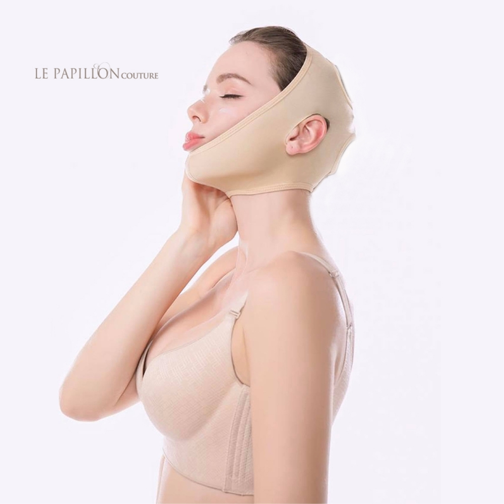 LE PAPILLON COUTURE 御蝶兒時尚英式馬甲-魔塑型緊實修復臉罩