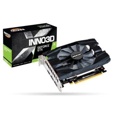 INNO3D映眾GeForce GTX1650 4GB GDDR5 Compact 顯示卡
