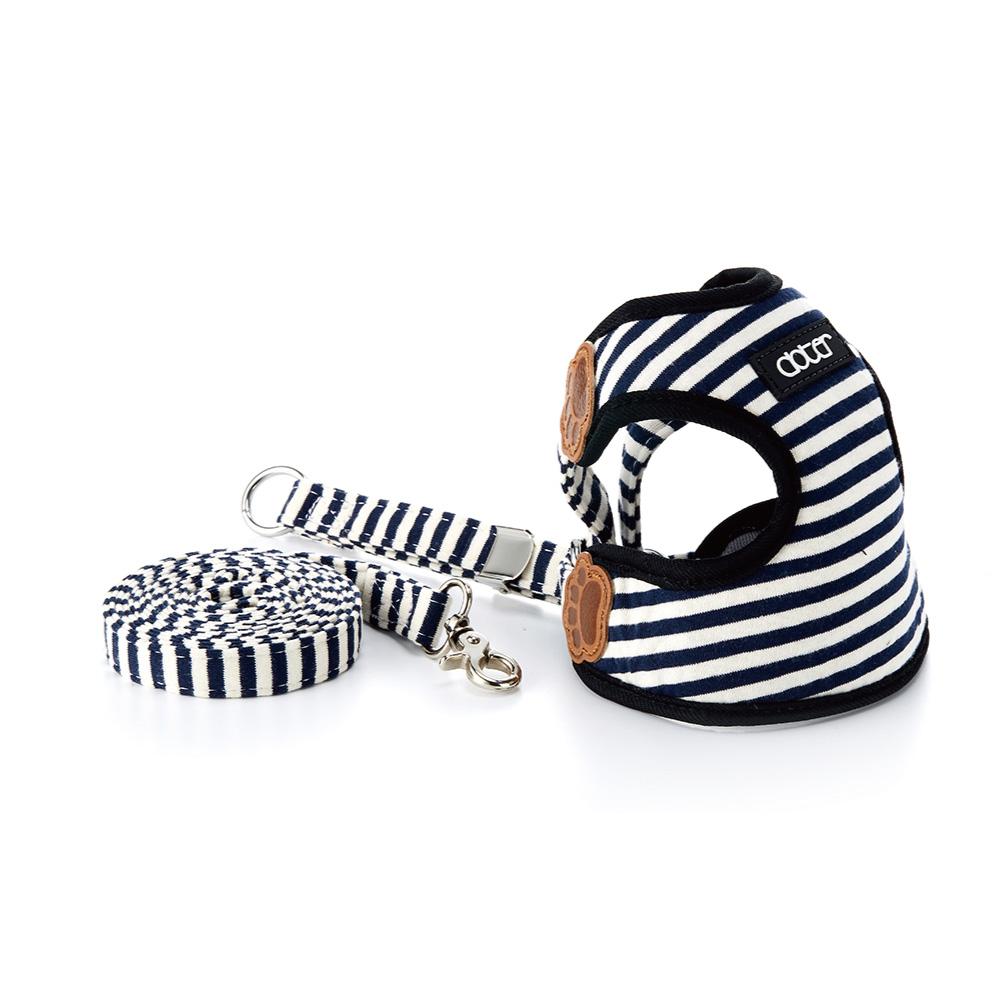doter 寵愛物語 時尚胸背牽繩組 M號(七色可選)