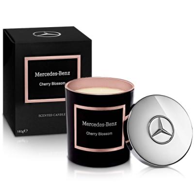 Mercedes Benz 賓士 櫻花綻放頂級居家香氛工藝蠟燭180g