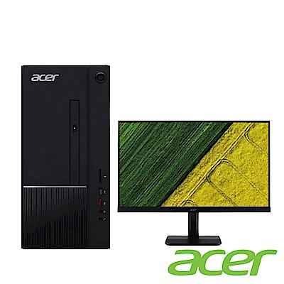 Acer TC-860 桌機 +KA241Y電腦螢幕組
