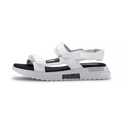 [時時樂限定]PUMA 男女涼鞋(兩色可選)
