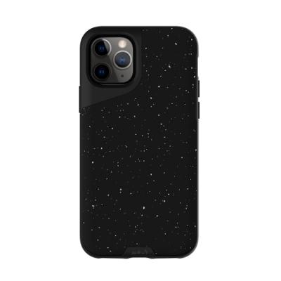 Mous Contour iPhone 11 Pro Max 天然材質防摔保護殼-星空皮革
