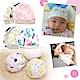 新生兒 純棉嬰兒帽 多款隨機 kiret-超值2入 product thumbnail 1