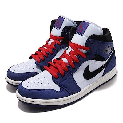 Nike 籃球鞋 Air Jordan 1 Mid 男鞋