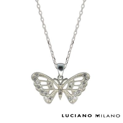 [時時樂限定]LUCIANO MILANO 時尚925純銀項鍊 多款供選(原價2580)