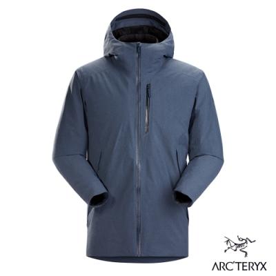 Arcteryx 始祖鳥 男 Radsten GT 防水 化纖外套 宇宙雜藍