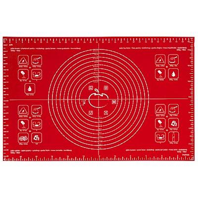 法國mastrad 大桿麵墊(紅)