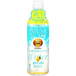 KiRin iMUSE 乳酸菌飲料-檸檬風味(500ml)