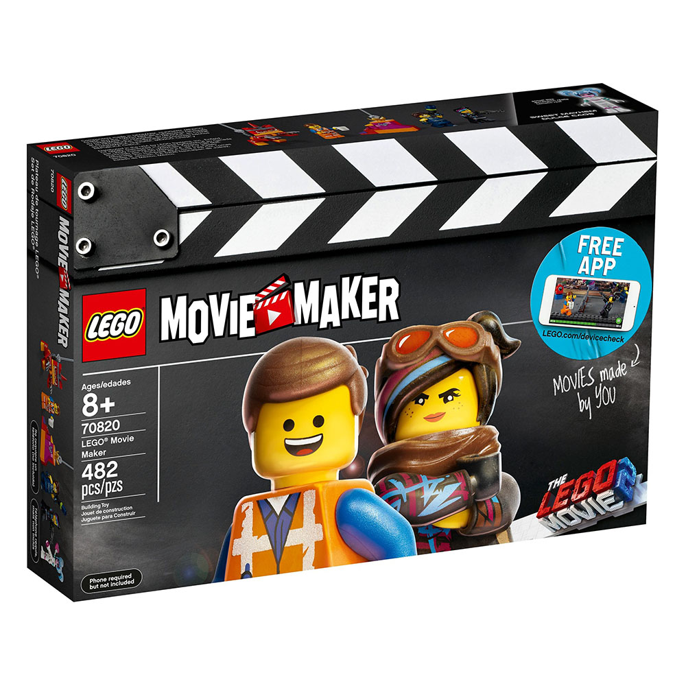 樂高LEGO 玩電影系列 - LT70820 LEGO Movie Maker