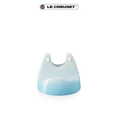 [結帳7折]LE CREUSET瓷器鍋蓋架(水漾藍)