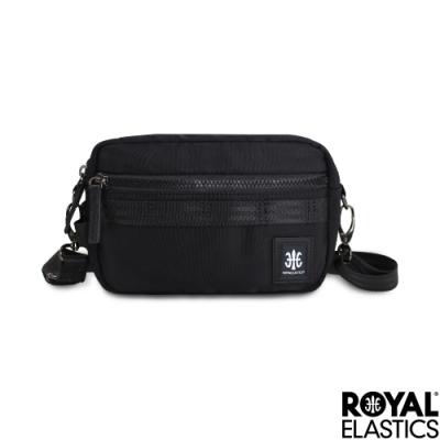 Royal Elastics - 經典小型斜背包/手拿包 - Knight 闇黑騎士系列