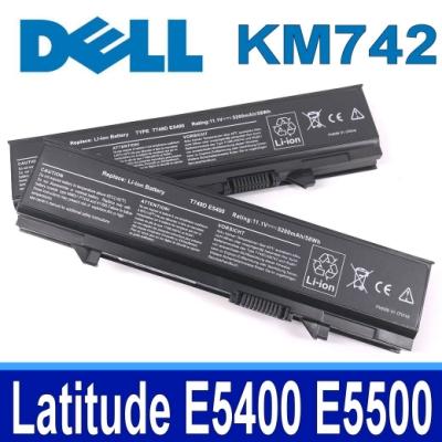 DELL KM742 高品質 電池 Latitude E5400 E5410 E5500 E5510 KM668 KM752 KM760 KM769 KM771 KM970 MM669 MT186