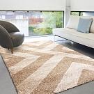 范登伯格 - 巴頓 長毛現代地毯 - 印象 (160 x 230cm)