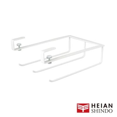 日本【平安伸銅 】SPLUCE免工具櫥櫃掛毛巾層板架SPH-2