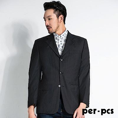 per-pcs 細緻品味時尚修身版商務西裝外套(707513)