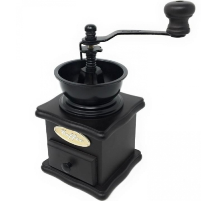 《IBILI》復古手搖咖啡磨豆機(黑)