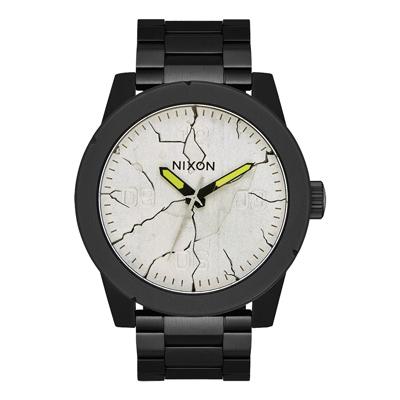 NIXON MASTER CORPORAL SS 天崩地裂精髓元素腕錶(A3463104)