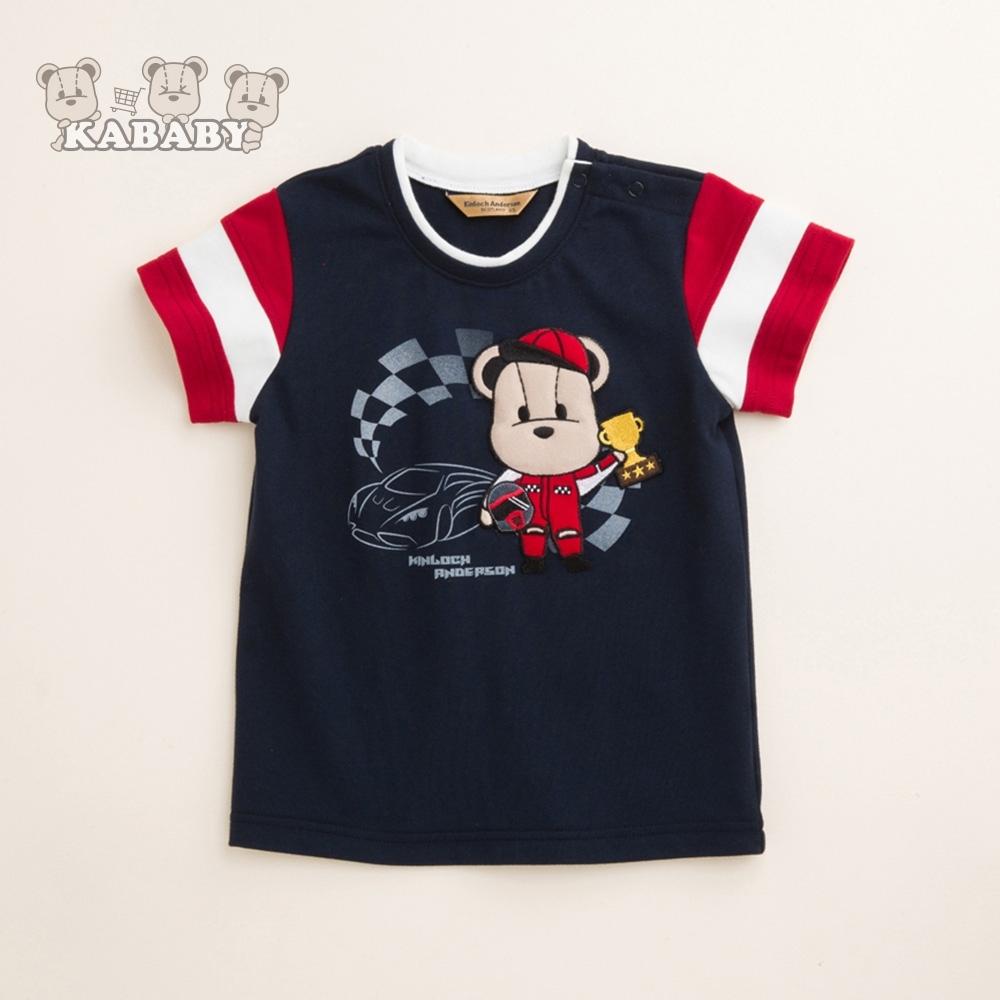 【金安德森】KA賽車熊配色上衣 (共三色) @ Y!購物
