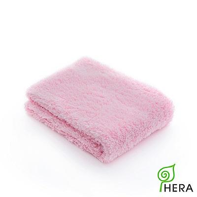 HERA 3M專利瞬吸快乾抗菌超柔纖運動巾-櫻花粉