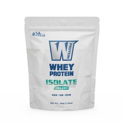 義美生醫W PROTEIN分離乳清蛋白(500g *1袋)