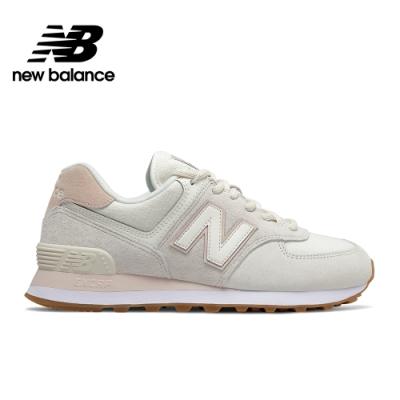 New Balance  復古鞋_女性_米白_WL574SAY-B楦