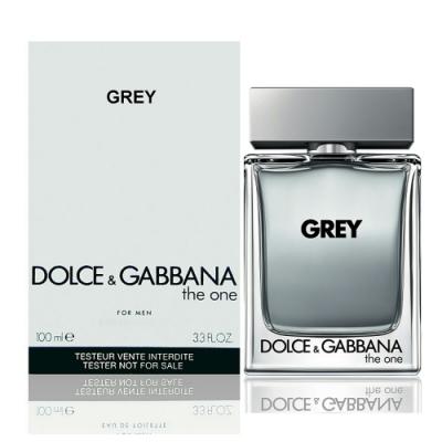 Dolce & Gabbana The One Grey 唯我銀河淡香水100ml Tester包裝
